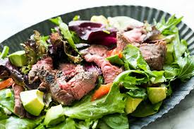Signature Steak Salad