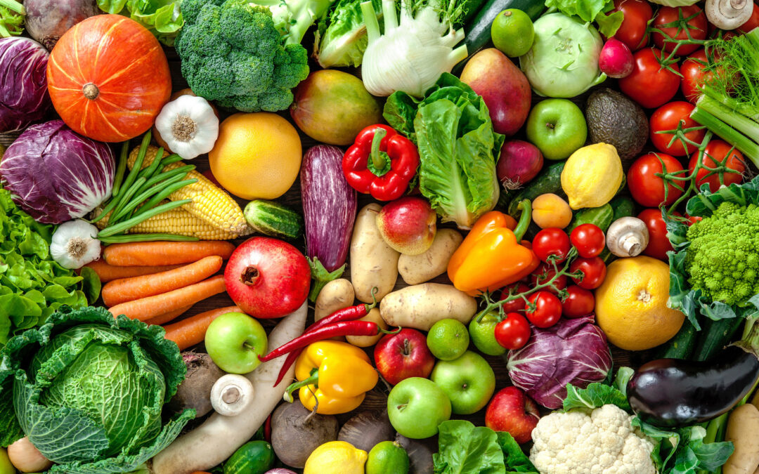 Including more fruit and veg in your diet