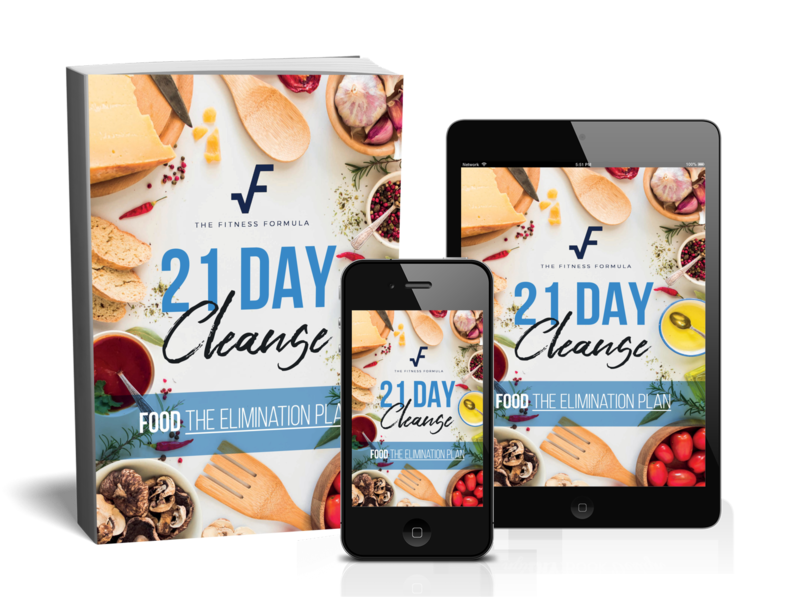 Our 21 day cleanse programme explained…