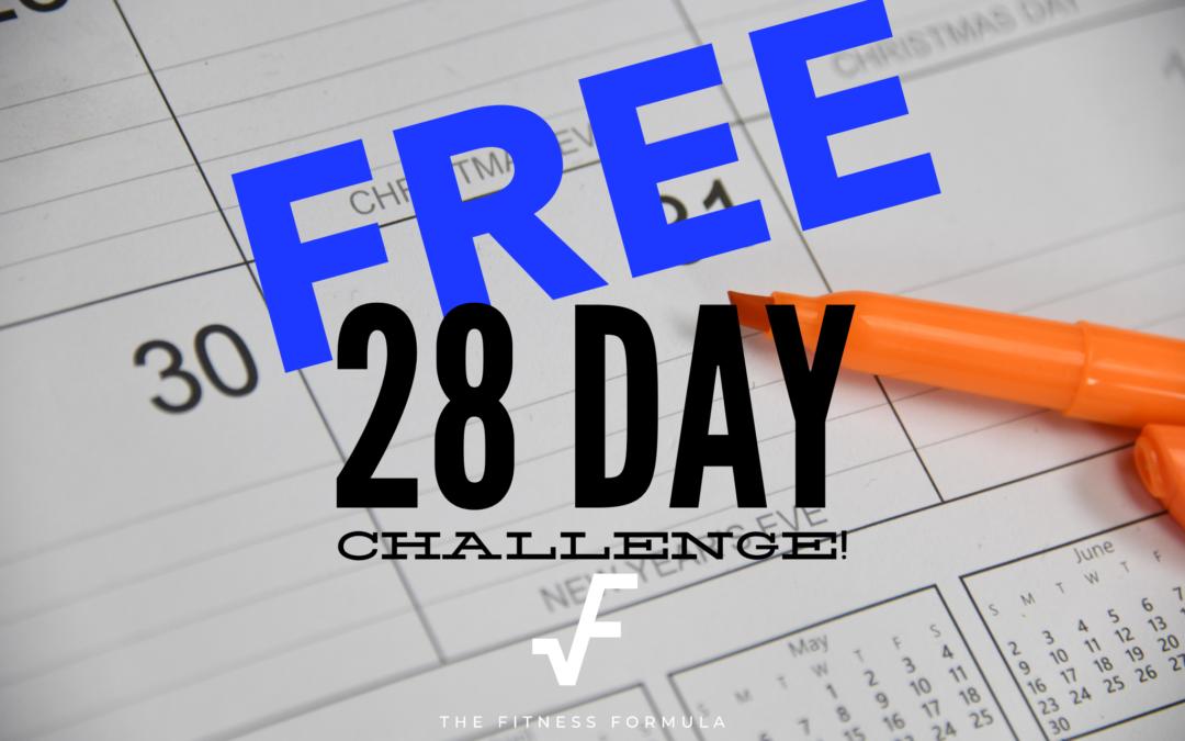 FREE 28 Day Challenge